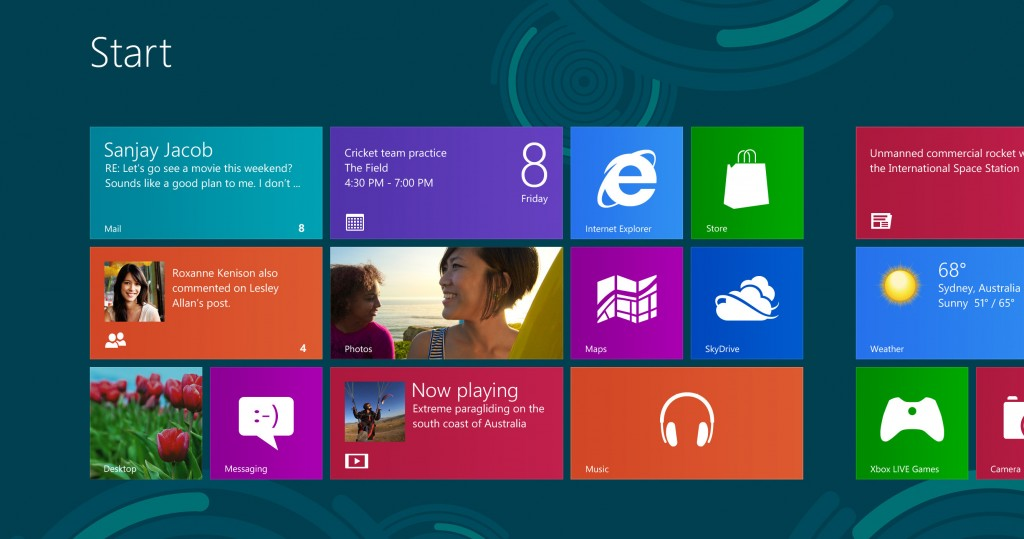 App Windows 8